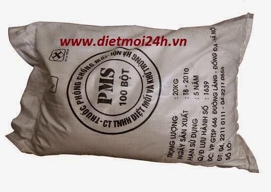 Thuốc diệt mối PMS bột