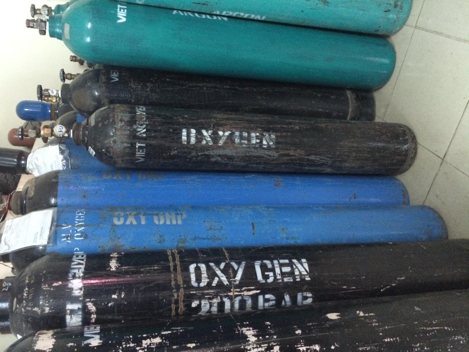 Khí Oxygen