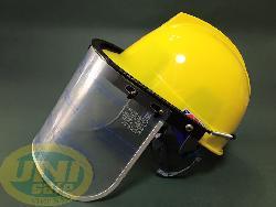 Kính gắn mũ bảo hộ lao động