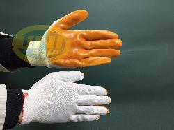 Găng tay sợ tráng cao su