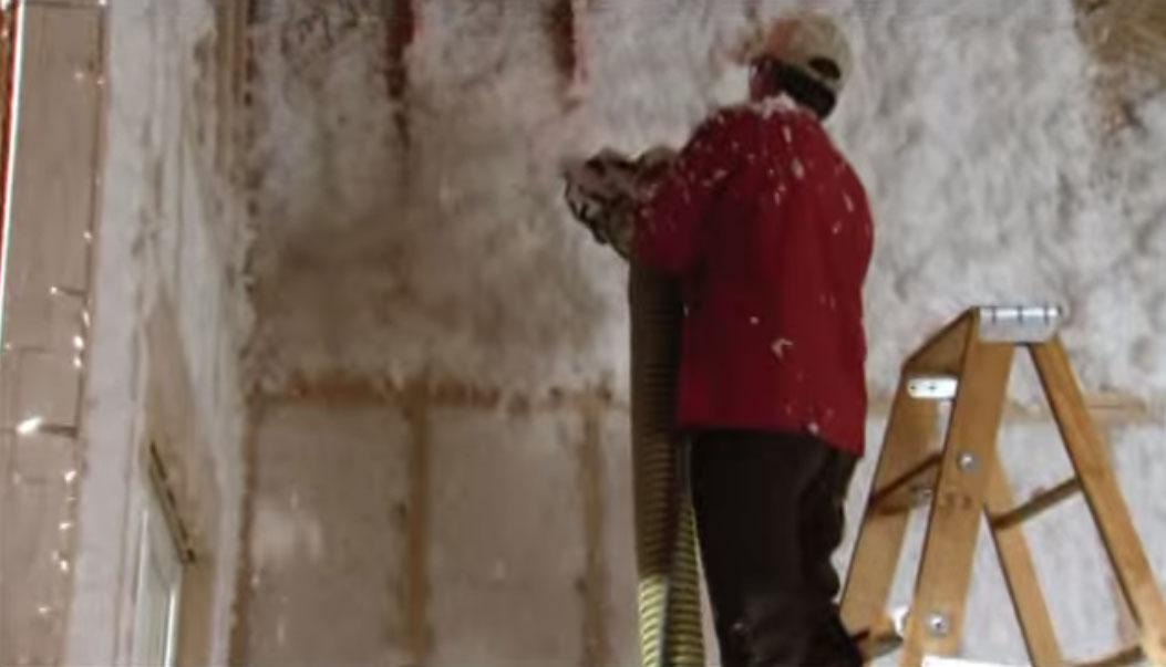 Phun trực tiếp xốp PU trong phòng lạnh - hầm lạnh