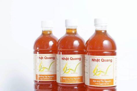 Mật ong Nhật Quang