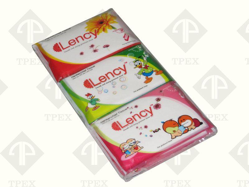 Khăn giấy Lency