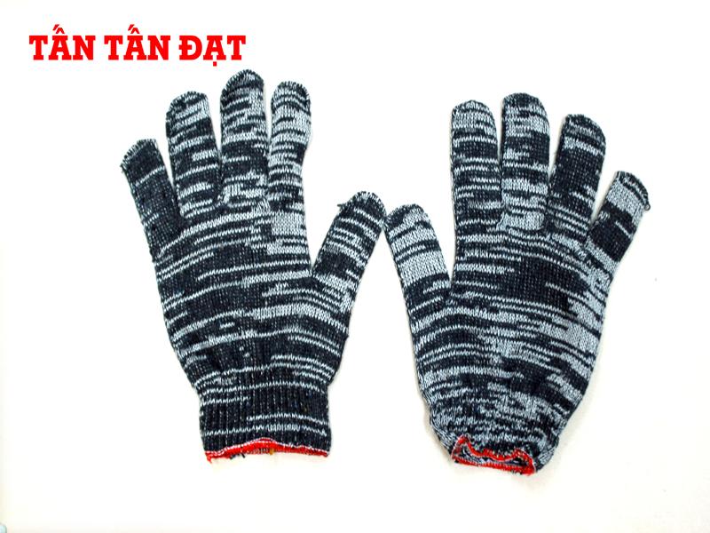 Găng tay màu 40g 10 kim