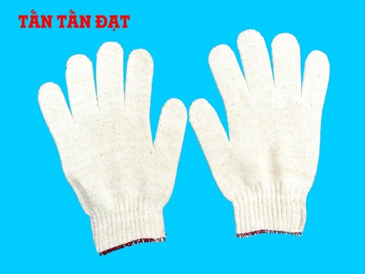 Găng tay trắng 90g
