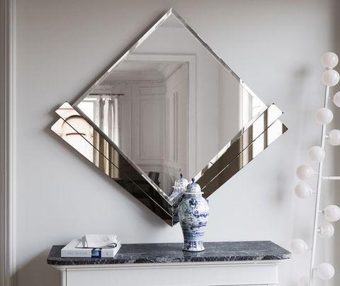 Gương ghép trang trí