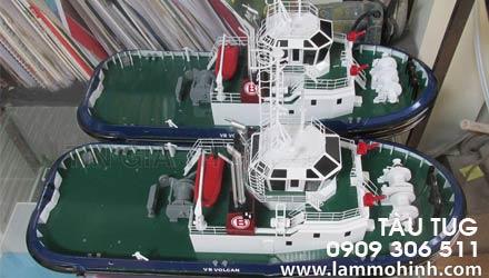 Mô hình tàu Tug