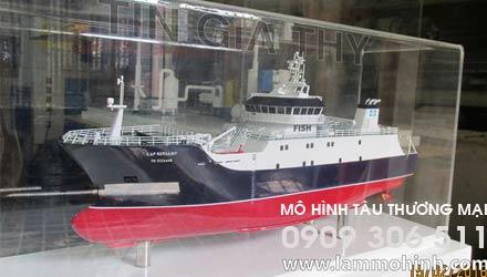 Mô hình tàu thương mại