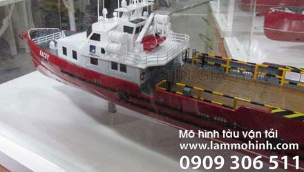 Mô hình tàu vận tải