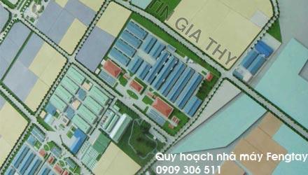 Quy hoạch nhà máy Fengta