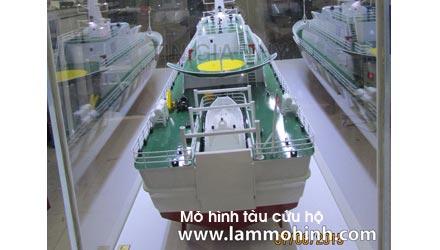 Mô hình tàu cứu hộ 2