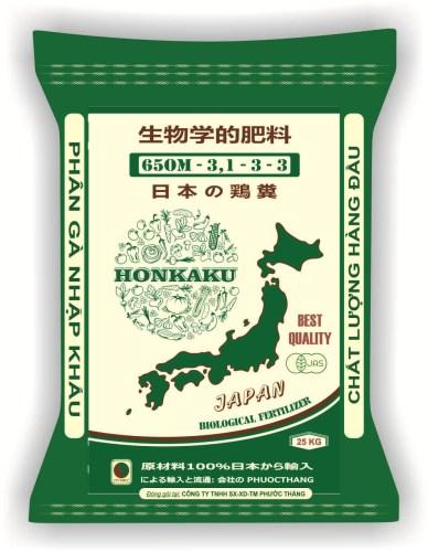 Phân gà Honkaku