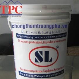 Keo chống thấm hắc ín tính đàn hồi SL-450