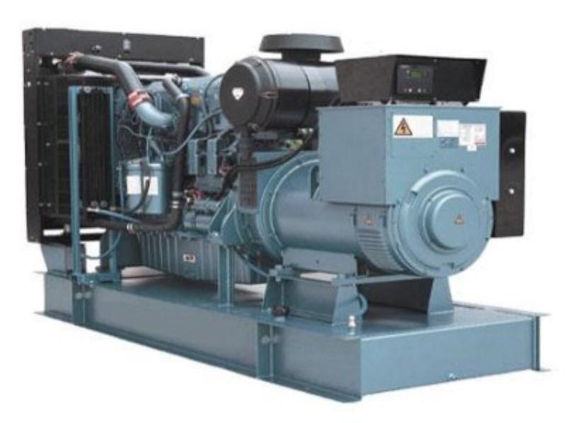 Máy phát điện công nghiệp 4