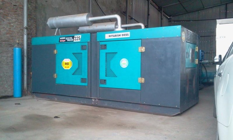 Máy phát điện công nghiệp 6