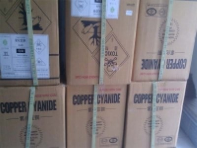 Copper Xyanide