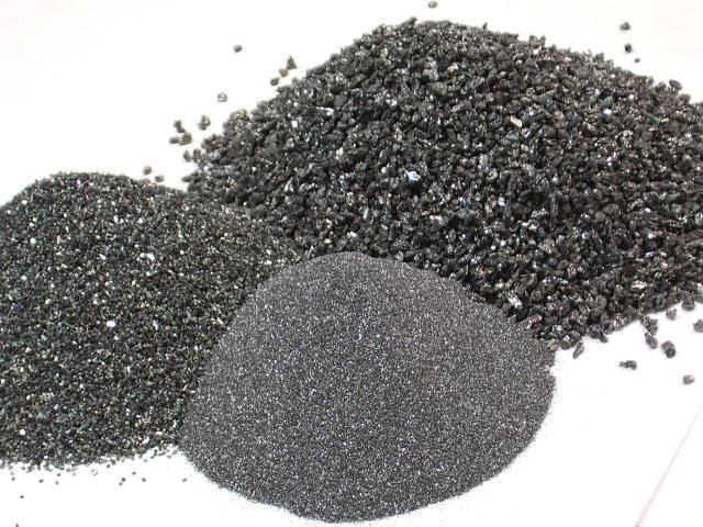 Hạt Mài Silicon Carbide