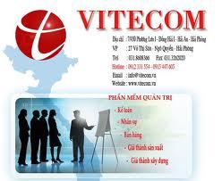 Phần mềm kế toán Vcom