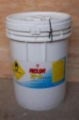Calcium hypochlorite Ca(OCL)2