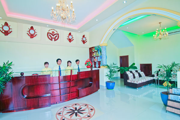 Khách sạn Vạn Hương Mai
