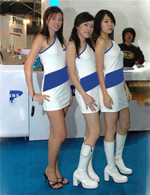 Váy, đầm PG
