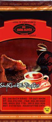 Cà phê bột Đại Hoàng Nguyên