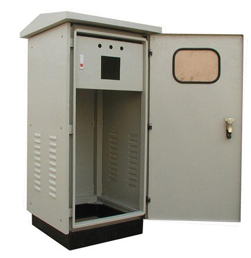 Sơn tĩnh điện vỏ tủ điện