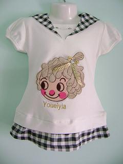 áo bé gái