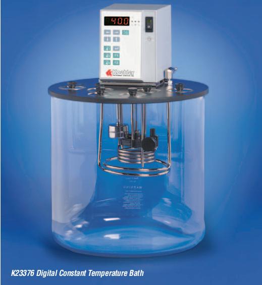 Thiết bị đo độ nhớt động học KV1000