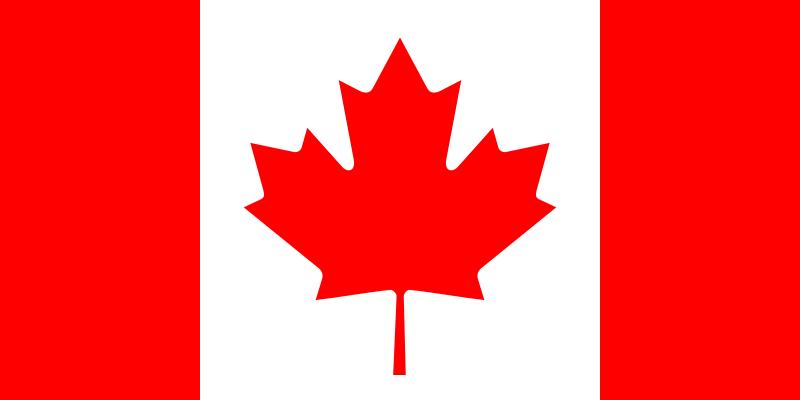 Chuyển phát đi Canada