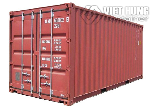 Container kho 20 DC