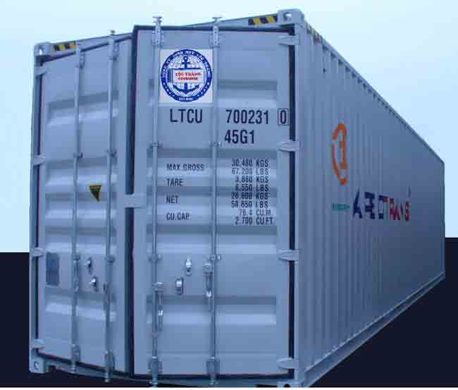 Container kho 40Feet HC