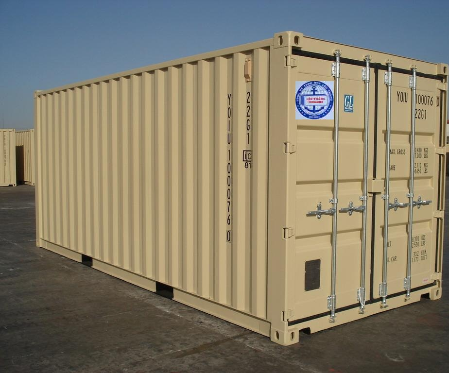 Container kho 20Feet GP