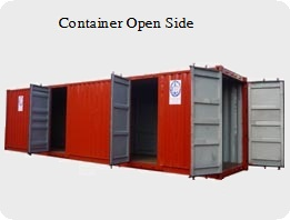 Container Open 40Feet