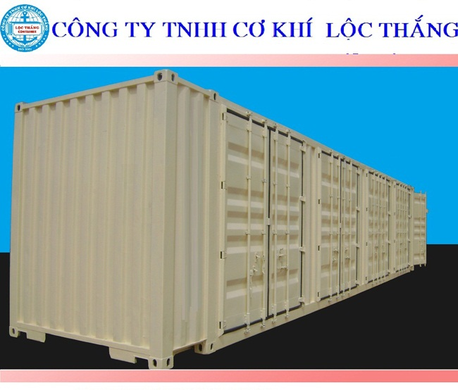 Container Open Side 45feet
