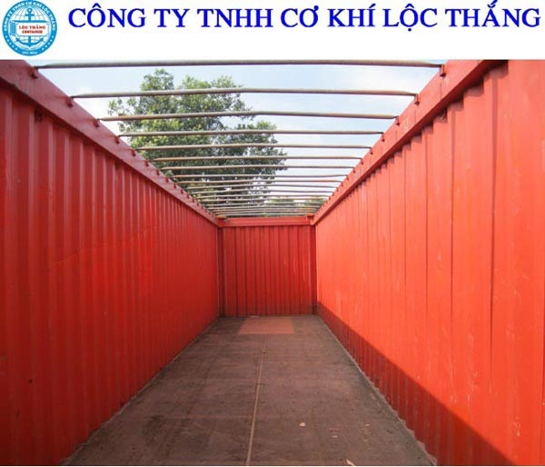 Container Open Top 40Feet