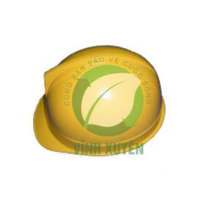 Mũ bảo hộ lao động vàng