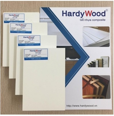 Ván gỗ nhựa Hardywood