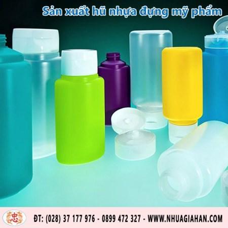 Nhựa dùng trong thực phẩm, mỹ phẩm