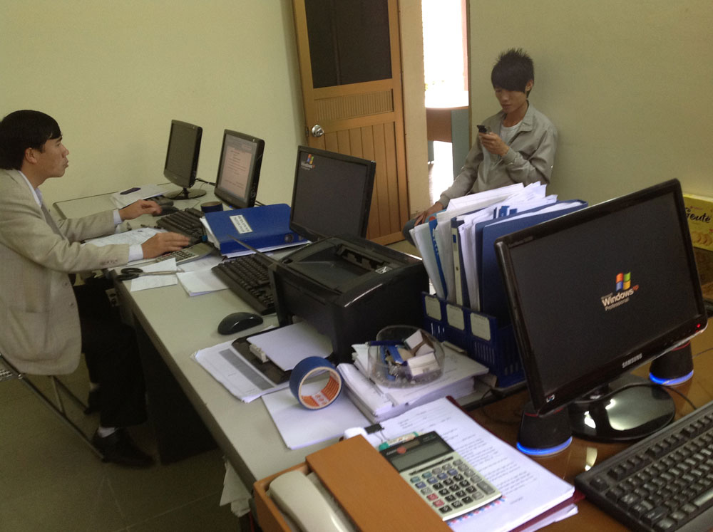 Văn phòng làm việc