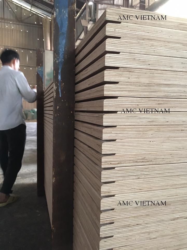 Ván sàn container