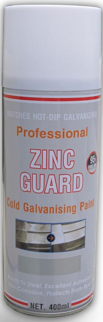 Sơn xịt mạ kẽm ZG300/ ZG400/  ZG151 (Úc)