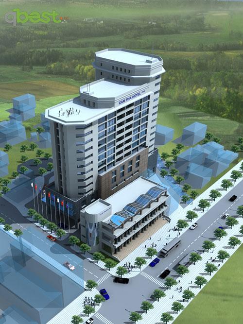Khách sạn cẩm phả Quảng Ninh