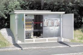 Trạm kiosk hợp bộ