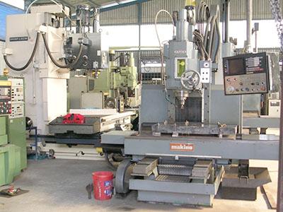 Bảo trì, sửa chữa máy CNC