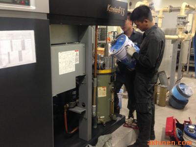 Cung cấp dịch vụ sửa chữa bảo dưỡng máy nén khí