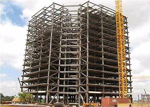 Kết cấu nhà thép cao tầng