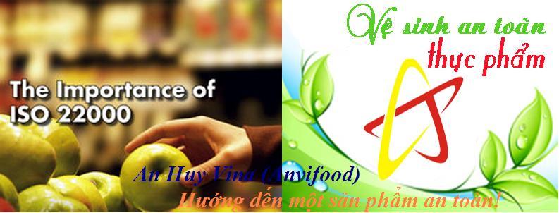 Thực phẩm An Huy Vina