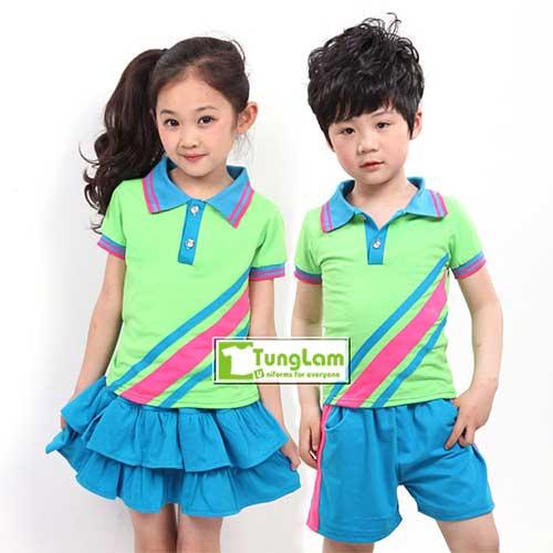 Đồng phục học sinh- sinh viên