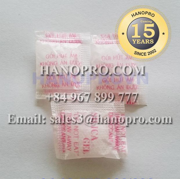 Gói chống ẩm 1 gram giấy lụa